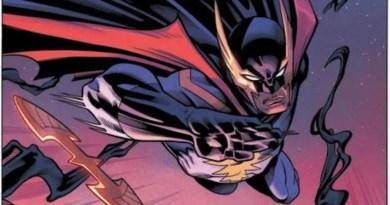 Preview! Heroes Reborn #1!