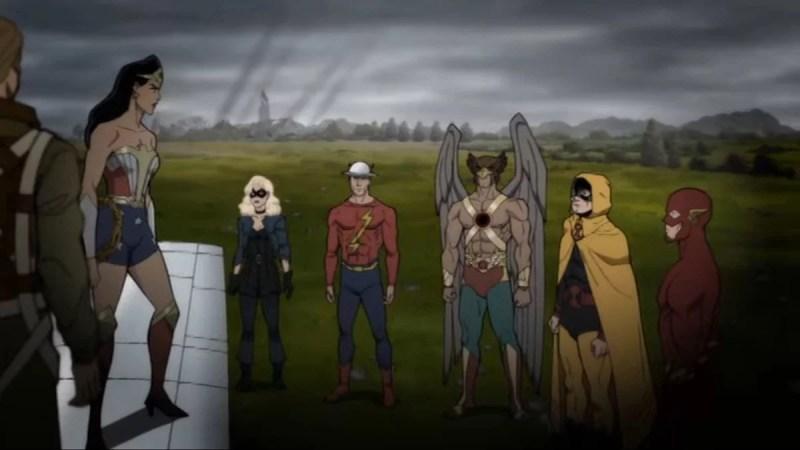 Confira O Trailer de Justice Society: World War II! - POPSFERA
