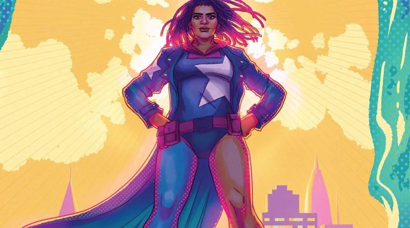 A nova Capitã América da Marvel!