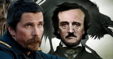 The Pale Blue Eye, na Netflix, Trará Christian Bale Interagindo com Edgar Allan Poe