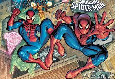 Capas revelam Ben Reilly como o novo Homem-Aranha!