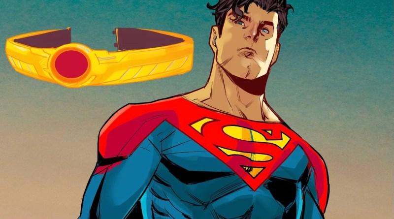 Novo uniforme do novo Superman!