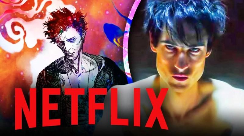 Confira O Primeiro Trailer de Sandman pela Netflix!