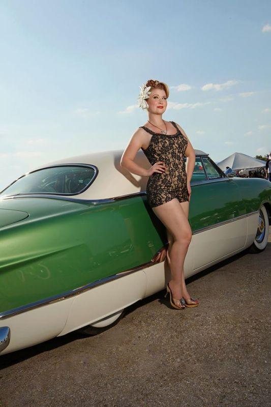 Jessie Rox | Miss Houston Vintage 2014 | Vintage Fashion Events in Houston | Annual Fashion Festival