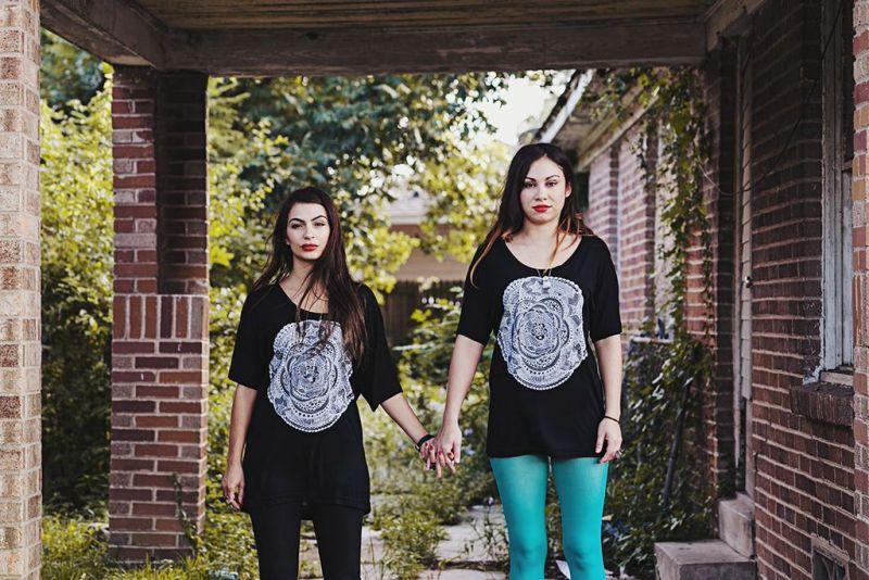 Creepy Girls Abandoned House   Supermaggie Clothing