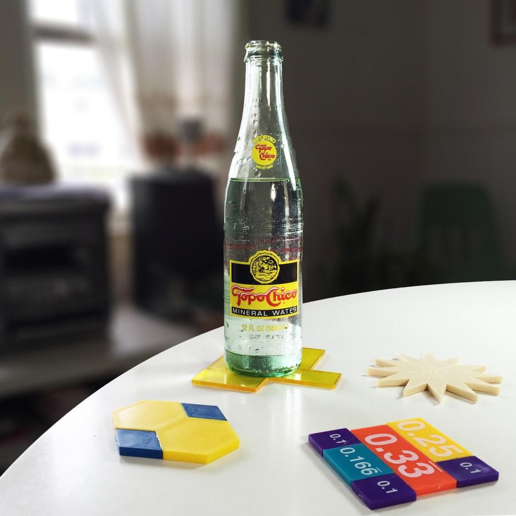 Make DIY Tetris Coasters Pop Shop America