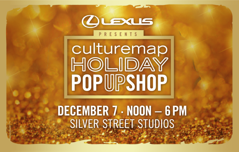 Culturemap Holiday Pop Up Shop at Silver Street Studios | Holiday markets like Nutcracker Market in Houston TX