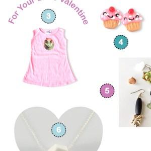 Pop Shop America Online Boutique - Valentine's Gift Guide - Handmade Valentine's Gifts
