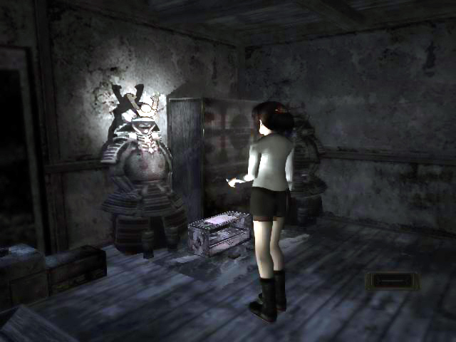 Fatal Frame Playstation 2 Video Game Best Vintage Video Games Pop Shop America Art Blog
