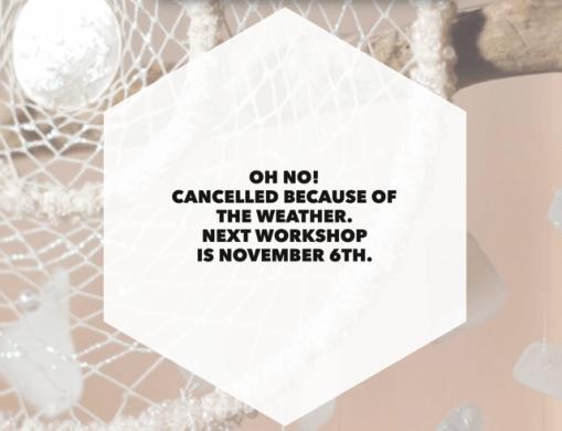 dreamcatchers cancel   dreamcatchers workshop rain cancellation