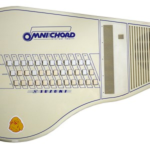 Omnichord 80s Electronic Auto Harp Cool Musical Instruments