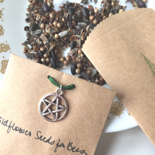 DIY Wildflower Seed Packs A Cute Way to Package Seeds