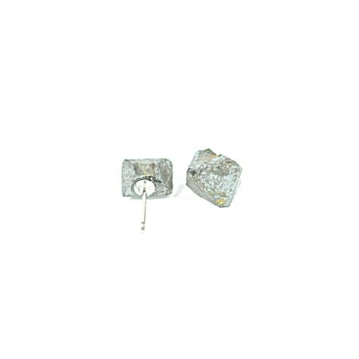 Magnetite Stud Earrings