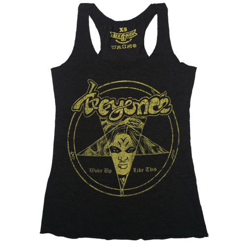 Beyonce Venom Tank Top | Metal Beyonce T Shirt by Sex and Death | Made in Texas | Shop at Pop Shop America Online Boutique