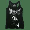Black Metal Morrissey Tank Top | Handmade Clothing | Ladies Racerback Tank Tops at Pop Shop America | Morrissey T Shirts
