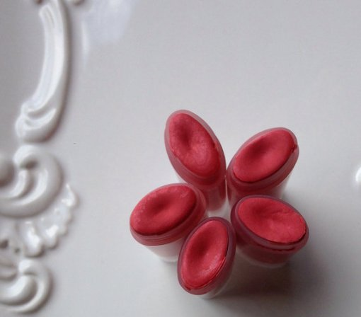 handmade mineral lip and cheek tint by rosehip essentials handmade beauty products