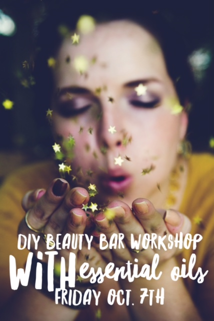 beauty bar october craft workshop art classes houston