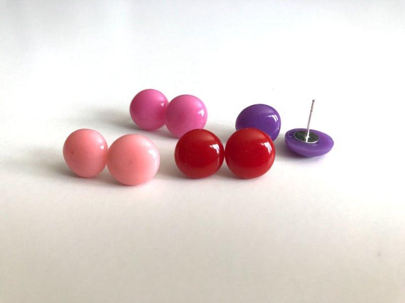 rainbow-candy-button-earrings-by-pop-shop-america-diy