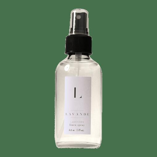 lavender linen spray by lavande