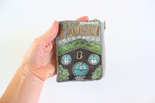 book purse the hobbit by sweet sequels