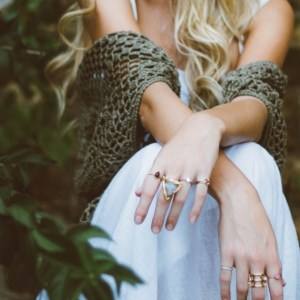 how to layer rings like a boss style blog by pop shop america