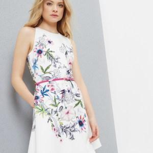 ted baker flower dress - summer fashion flower dress collection pop shop america
