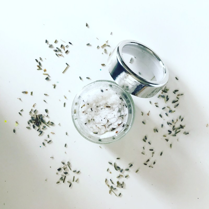 easy homemade lavender sugar scrub pop shop america