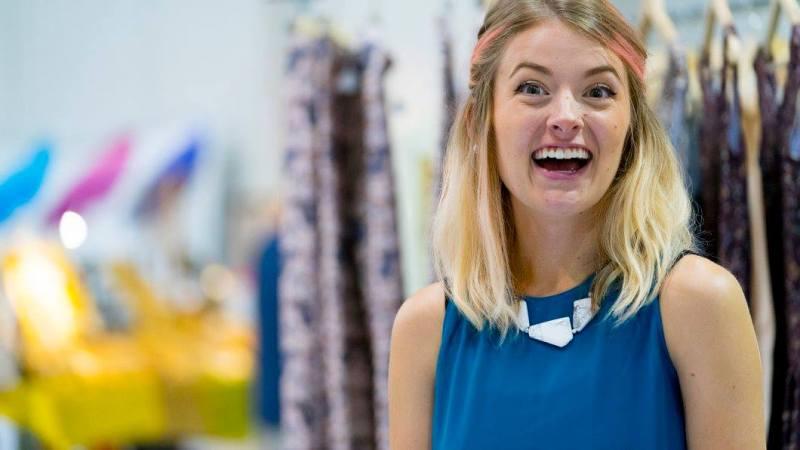 pretty smiles at pop shop houston festival with love abella
