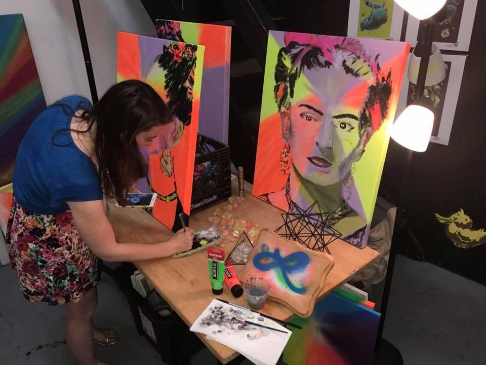 Lindsay Burck_Work In Progress Image