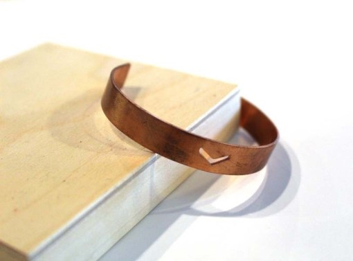 copper chevron bracelet pop shop america_web