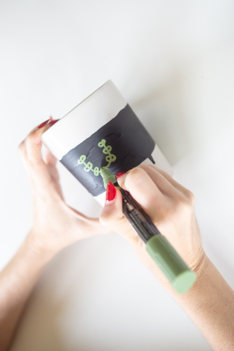 basics of chalk lettering craft in style box pop shop america