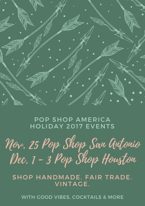 pop shop america holiday craft fairs houston san antonio
