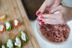#shop wrap the meatball in turkey pop shop america recipe blog