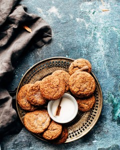 Spicy Gingersnap Cookies Recipe