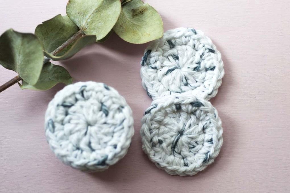 Crochet Cotton Pads