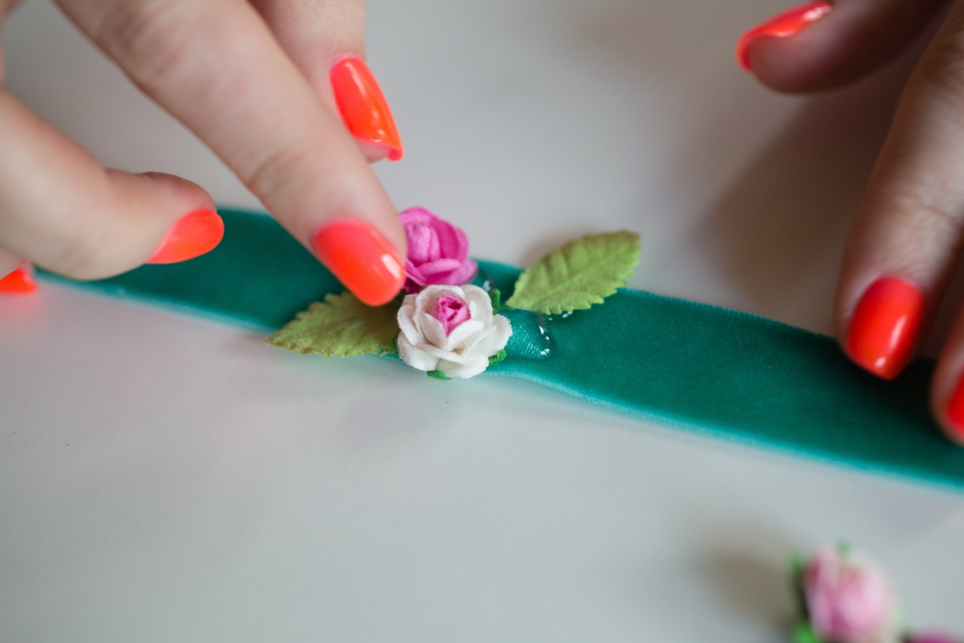Make This Prom Perfect Diy Paper Flower Corsage