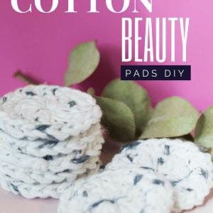 reusable cotton beauty pads diy pop shop america