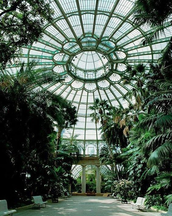 the most gorgeous conservatories and greenhouses