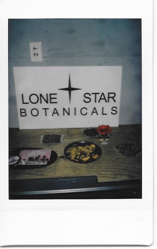 lone star botanicals at renegade craft fair austin