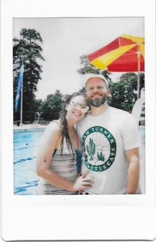 amy and mike simmonds polaroid pop shop america