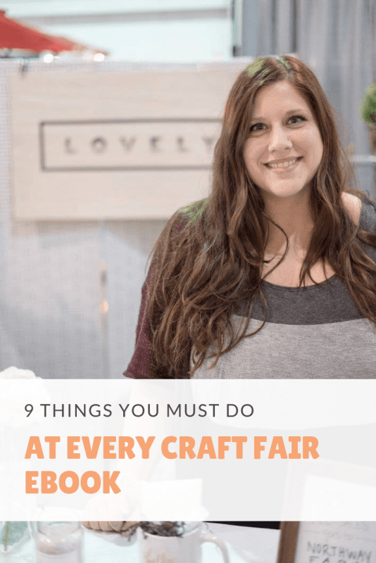 9 things you must do at every craft fair ebook fandeluxe Image collections