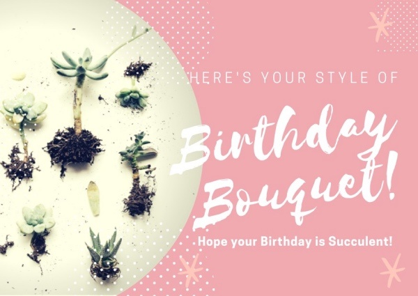 succulents birthday card pop shop america_small