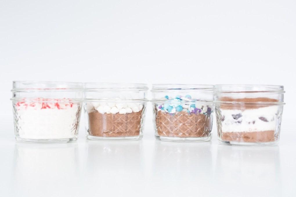 mason jar hot chocolate mixes pop shop america