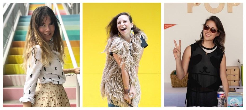 collage-brittany-michelle-flora pop shop america team