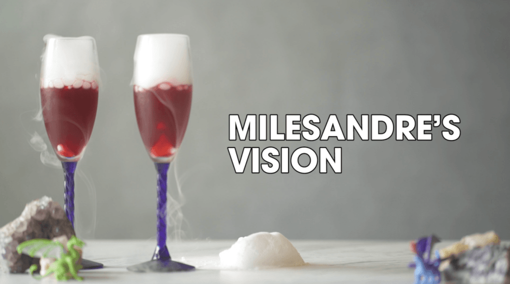 how to make milesandre's vision game of thrones cocktail recipe