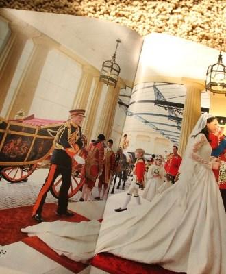 A Royaltastic Wedding