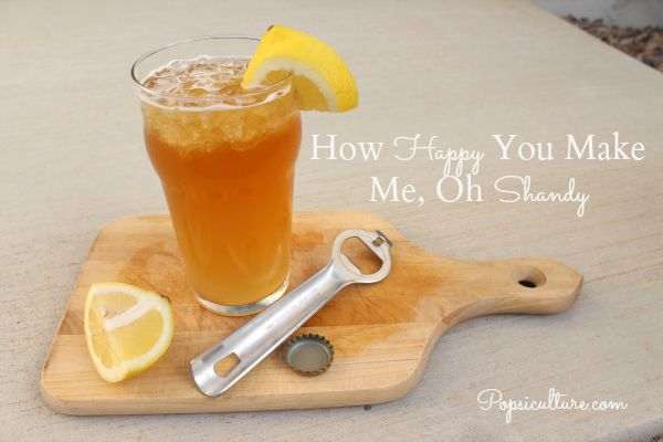 How Happy You Make Me, Oh Shandy