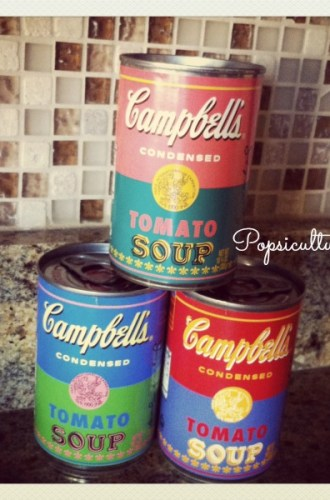 Andy Warhol, Campbell's Soup and Art