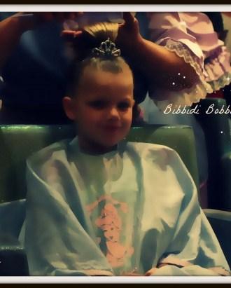 The Bibbidi Bobbidi Boutique – The Story of A Wish and A Make-Over