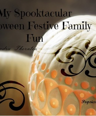My Spooktacular Halloween Festive Family Fun Part I